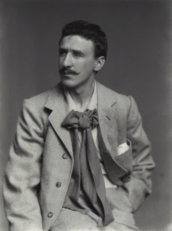 NPG x132513; Charles Rennie Mackintosh by James Craig Annan
